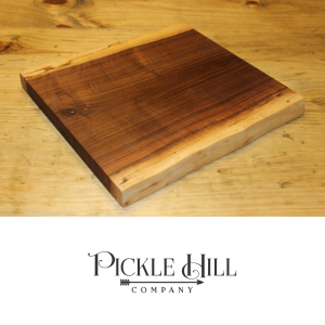 Rustic Walnut Cutting Board